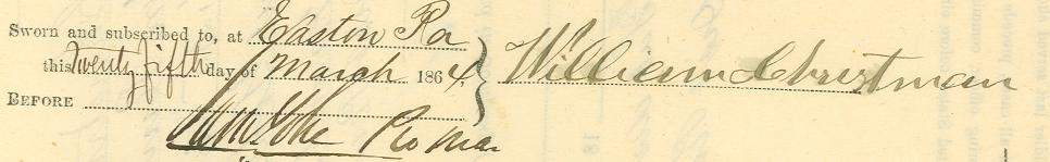 christman-enlistment-signature