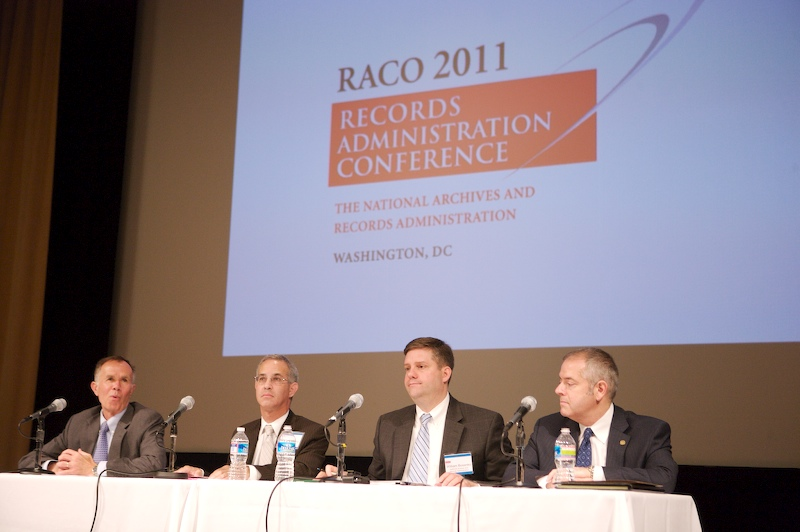 National Archives panel discussion