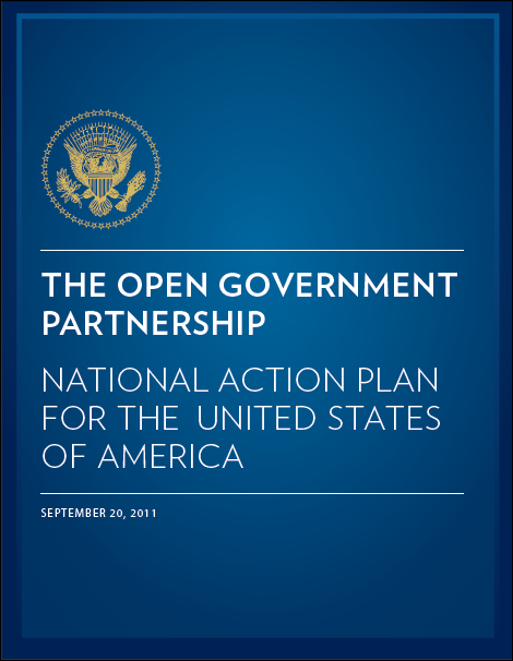 Open Government Parnership Plan