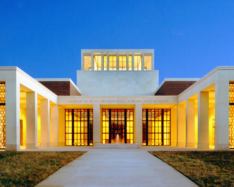 GWB Presidential Library