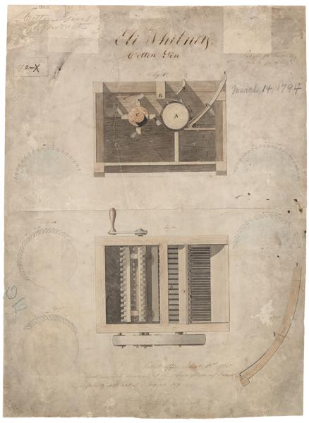 Eli Whitney's Cotton Gin
