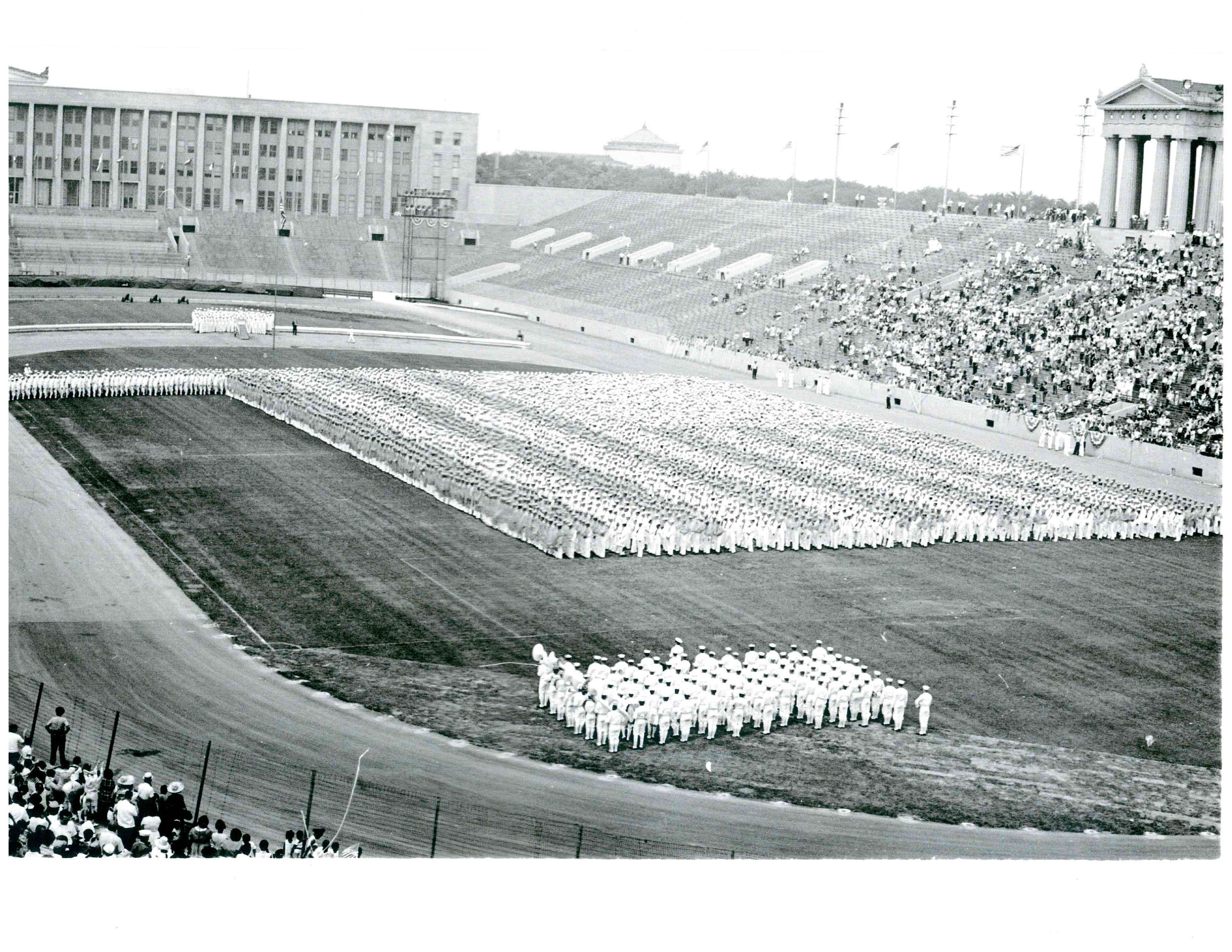 Soldier Field, Chicago, Illinois, July 8, 1967